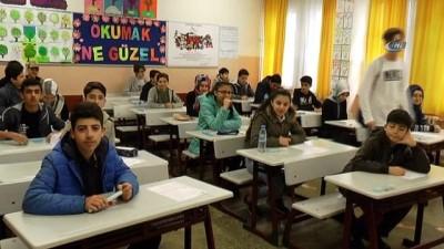 İstanbul İmam Hatip Okulları İslami İlimler Olimpiyatı final sınavı yapıldı