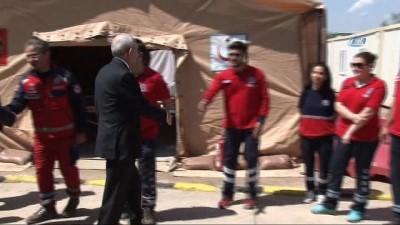 Kılıçdaroğlu Suriye Sınırı'nda