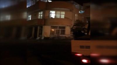 Milas'ta bir su hattı 24 saat içinde 2 kez patladı
