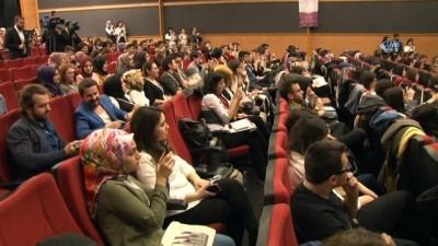 Nobel ödüllü bilim adamı Tim Hunt ETÜ öğrencileriyle tecrübelerini paylaştı