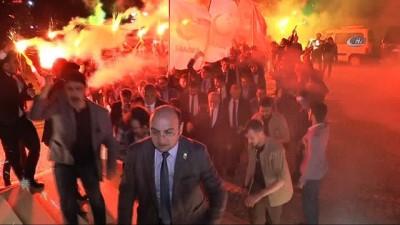 """SP Genel Başkanı Karamollaoğlu; """"Irak'ı Ramazan'da, Suriye'yi Miraç Gecesi sabahında vurdular"""""""
