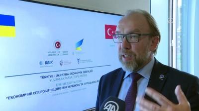 Ukrayna'dan Türkiye'ye 'buğdayımızı öğütün' çağrısı (1) - ANKARA