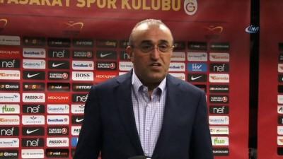 """Abdurrahim Albayrak: """"Muhteşem futbolla Başakşehir'i yendik"""""""