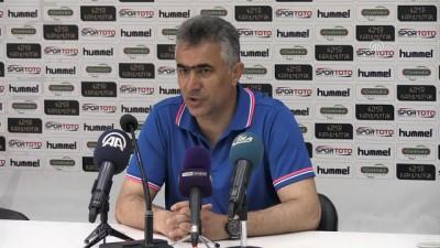 Grandmedical Manisaspor-Büyükşehir Belediye Erzurumspor maçının ardından - MANİSA