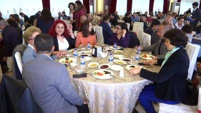 Hamzaçebi, Anadolu yöre dernekleriyle bir araya geldi - İSTANBUL