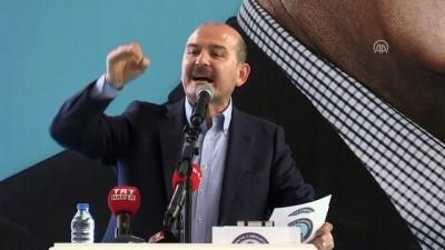 olaganustu hal - İçişleri Bakanı Soylu: 'FETÖ sadece bir terör örgütü değildir' - TRABZON