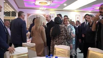 İçişleri Bakanı Soylu nikah şahidi oldu - TRABZON