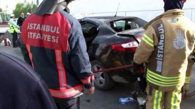 Kartal'da feci kaza: 4 ölü