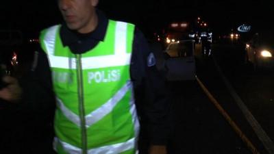 Nevşehir'de trafik kazası 5 ölü, 4 yaralı