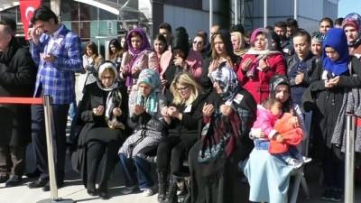 Şehit Pampal'ın cenazesi Yozgat'a uğurlandı