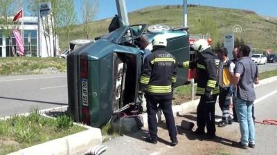 Trafik kazası: 2 ölü,1 yaralı - YOZGAT