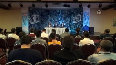 Türkiye Geleneksel Spor Dalları Federasyonu Kulüpler İstişare Toplantısı - ANTALYA