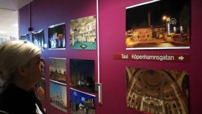 'Türkiye ve Camiler' resim sergisi - STOCKHOLM