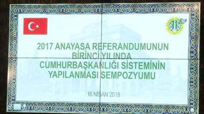 """hukumet -  - Adalet Bakanı Abdülhamit Gül: """"Bu ülkede yüzde 20 alıp Başbakan olanlar oldu"""""""