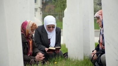 sabah ezani - Ahmici'de katledilen 116 Boşnak dualarla anıldı - VİTEZ