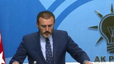 hukumet - AK Parti Sözcüsü Ünal: 'Cumhurbaşkanlığı hükümet sistemi, yeni bir idari sistemin oluşması anlamına da geliyor' - ANKARA