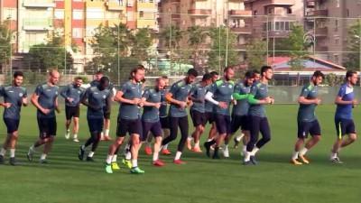 Aytemiz Alanyaspor'da Galatasaray mesaisi - ANTALYA