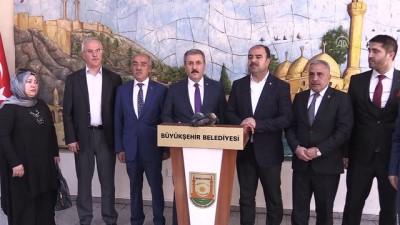 BBP Genel Başkanı Desteci: 'Birlikte yaşamaya devam edeceğiz' - ŞANLIURFA