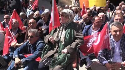 CHP'nin oturma eylemi - ARTVİN
