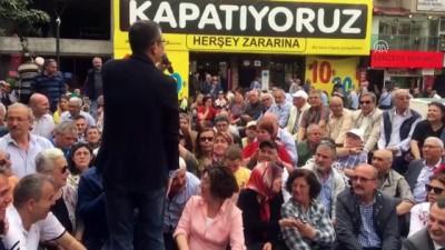 olaganustu hal - CHP'nin oturma eylemi - CHP Grup Başkanvekili Özel - MANİSA