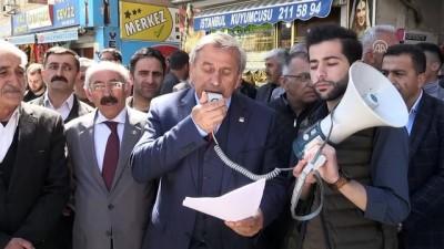 CHP'nin oturma eylemi - HAKKARİ/KİLİS/MUŞ