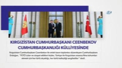 Cumhurbaşkanı Erdoğan'ın haftalık programı