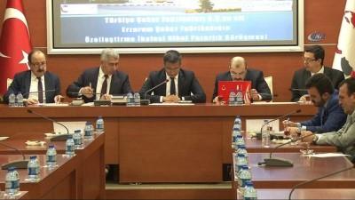 Erzurum, Turhan ve Ilgın Şeker Fabrikaları özelleştirme ihaleleri nihai pazarlık görüşmeleri