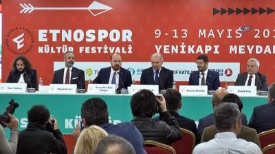 Etnospor Kültür Festivali, 9- 13 Mayıs'ta Yenikapı'da