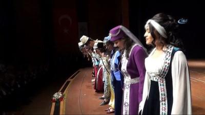 sivil toplum -  Kahramanmaraş'ta yöresel kıyafetler defilesi