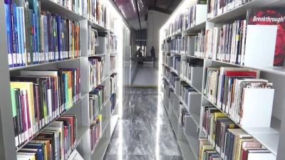 Katar Ulusal Kütüphanesinin açılışı - DOHA