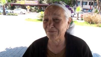 Oğlu öldürülen yaşlı kadın gölde bulunan genç kıza ağladı