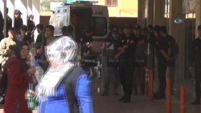Safitürk davasında ifade verirken kendini yakmaya çalışan şahıs hastaneye kaldırıldı