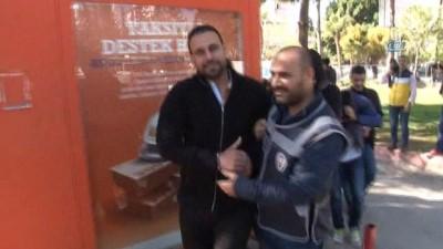Sahte diplomadan 354 yıl hapsi istenen eski öğretmen 'Son Alo' operasyonunda tutuklandı