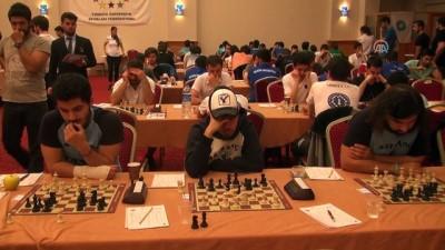 Satranç: Üniversiteler Arası Türkiye Şampiyonası - ANTALYA