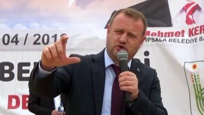 'Tarımsal gayrisafi milli hasılada Avrupa birincisiyiz' - EDİRNE