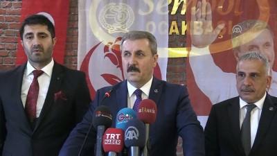 beraberlik - 'Türkiye herkesin hakkını savunuyor' - ŞANLIURFA