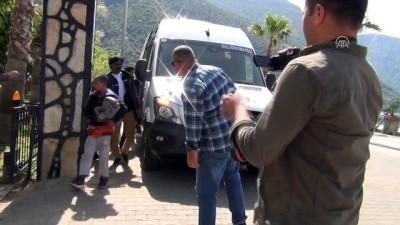 111 yabancı uyruklu yakalandı - MUĞLA