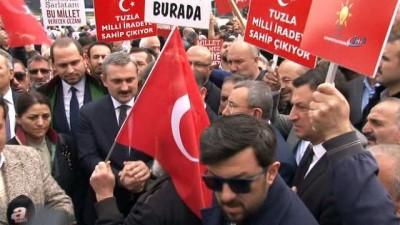 """AK Parti İstanbul İl Başkanı Bayram Şenocak: """"Şehit yakınlarımızın, gazilerimizin bir nebze olsun gönlü rahatladı'"""