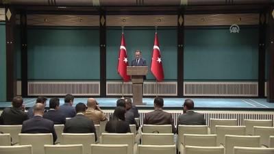olaganustu hal - Bozdağ: 'Olağanüstü hal terör örgütlerine ve teröristlere karşı ilan edilmiştir' - ANKARA