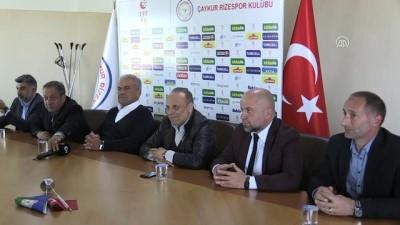 Çaykur Rizespor Kulübü Başkanı Yardımcı: 'Süper Lig'e çıkmanın en büyük adayı biziz' - RİZE