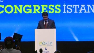 'Dünya Akıllı Şehirler Kongresi' - İstanbul Valisi Şahin - İSTANBUL