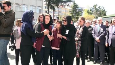 Emniyet Müdür Yardımcısı Akduman son yolculuğuna uğurlanıyor - TRABZON