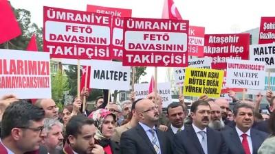 FETÖ'nün İstanbul'daki 'ana darbe' davası - AK Parti İl Başkanı Şenocak - İSTANBUL