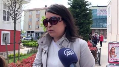 Kaymakamlığa asılsız bomba ihbarı - İSTANBUL