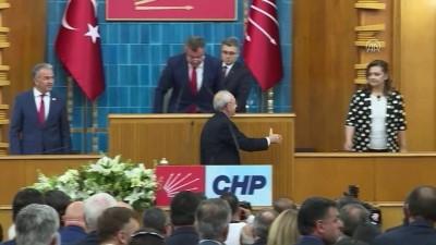 Kılıçdaroğlu: 'Bizim siyaset anlayışımızda halka hesap vermek Hakka hesap vermek gibidir' - TBMM