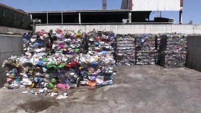 'Ordu'da çöpler ayrıştırılarak ekonomiye kazandırılıyor'