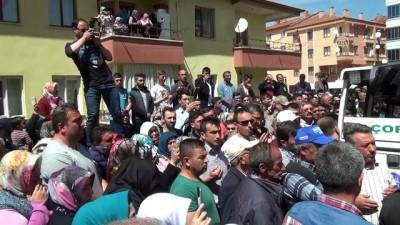 Şehit Afşar son yolculuğuna uğurlandı - ÇORUM