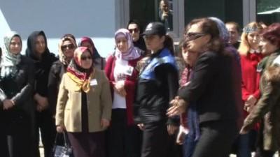 cenaze -  Trafik kazasında hayatını kaybeden Emniyet Müdür Yardımcısı Akduman için tören düzenlendi