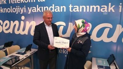 sosyal medya - Türk Telekom'un kadınlara yönelik teknoloji seferberliği start aldı - ERZİNCAN