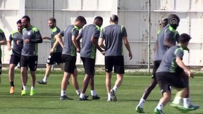 rektor - Atiker Konyaspor'da Kasımpaşa maçı hazırlıkları - KONYA
